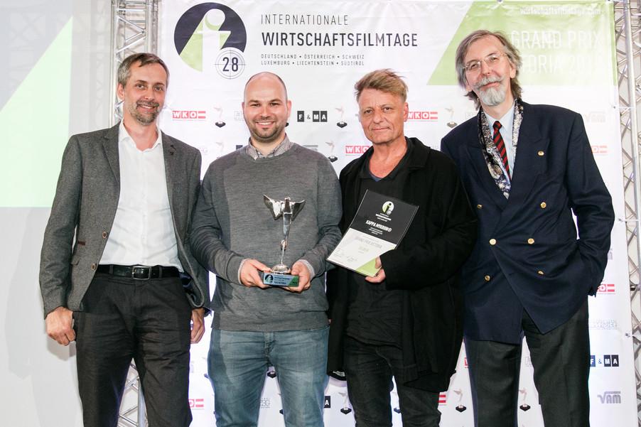 Bild 72 | 28. Internationale Wirtschaftsfilmtage - Verleihung des Grand Prix Victoria 2018