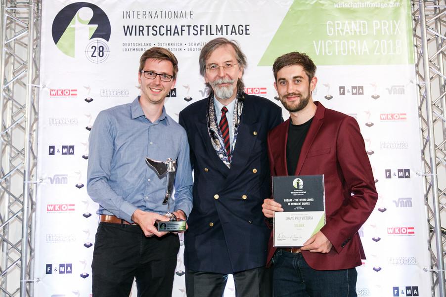 Bild 74 | 28. Internationale Wirtschaftsfilmtage - Verleihung des Grand Prix Victoria 2018