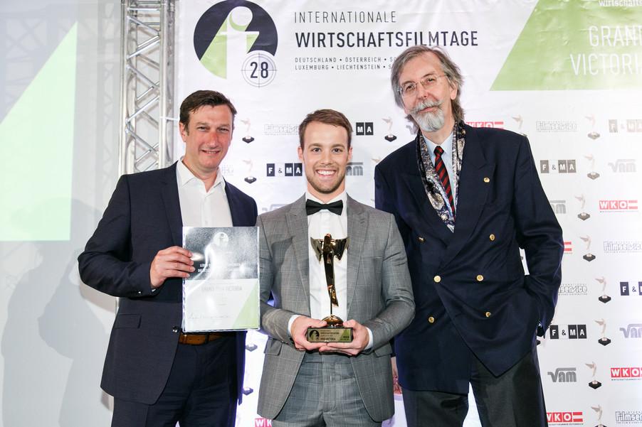 Bild 76 | 28. Internationale Wirtschaftsfilmtage - Verleihung des Grand Prix Victoria 2018
