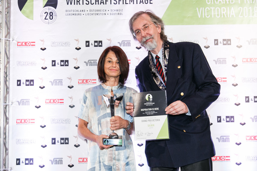 Bild 78 | 28. Internationale Wirtschaftsfilmtage - Verleihung des Grand Prix Victoria 2018
