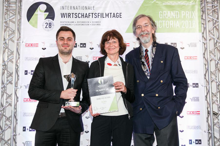 Bild 79 | 28. Internationale Wirtschaftsfilmtage - Verleihung des Grand Prix Victoria 2018