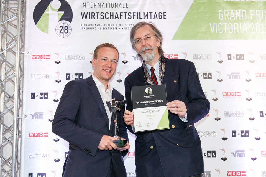 Bild 81 | 28. Internationale Wirtschaftsfilmtage - Verleihung des Grand Prix Victoria 2018