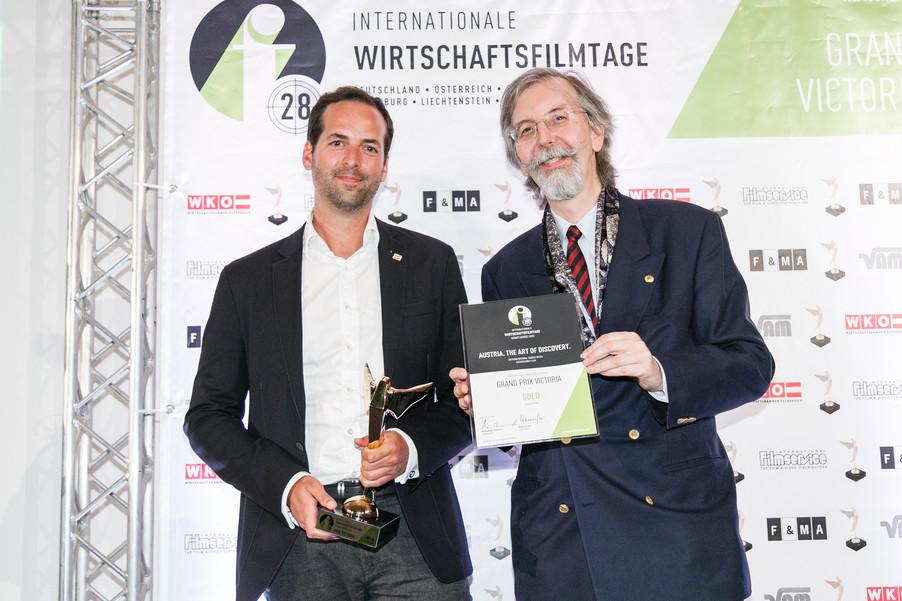 Bild 82 | 28. Internationale Wirtschaftsfilmtage - Verleihung des Grand Prix Victoria 2018