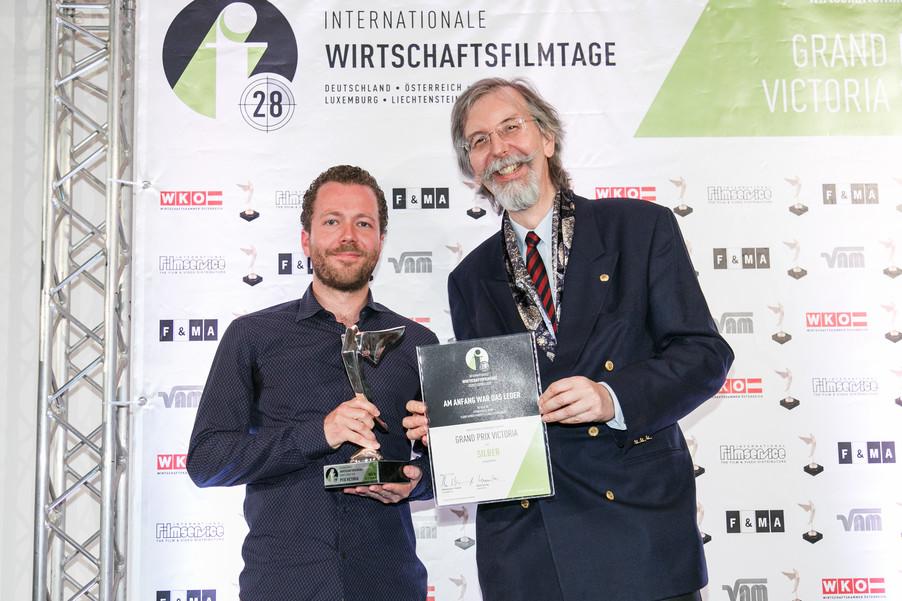 Bild 84 | 28. Internationale Wirtschaftsfilmtage - Verleihung des Grand Prix Victoria 2018