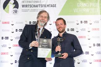 Bild 85 | 28. Internationale Wirtschaftsfilmtage - Verleihung des Grand Prix Victoria 2018