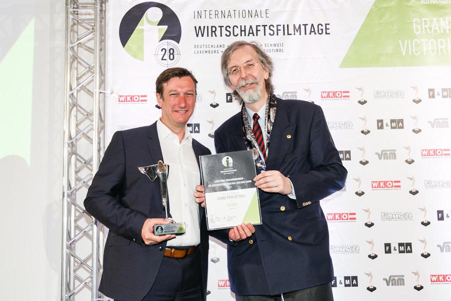 Bild 87 | 28. Internationale Wirtschaftsfilmtage - Verleihung des Grand Prix Victoria 2018