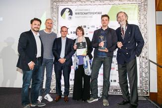Bild 88 | 28. Internationale Wirtschaftsfilmtage - Verleihung des Grand Prix Victoria 2018