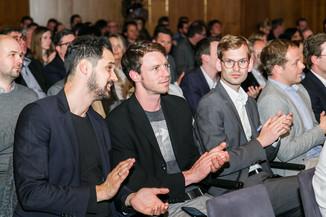 Bild 89 | 28. Internationale Wirtschaftsfilmtage - Verleihung des Grand Prix Victoria 2018