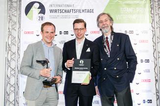 Bild 90 | 28. Internationale Wirtschaftsfilmtage - Verleihung des Grand Prix Victoria 2018