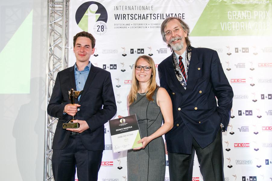 Bild 93 | 28. Internationale Wirtschaftsfilmtage - Verleihung des Grand Prix Victoria 2018