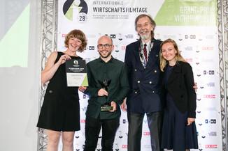 Bild 94 | 28. Internationale Wirtschaftsfilmtage - Verleihung des Grand Prix Victoria 2018