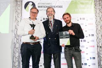Bild 96 | 28. Internationale Wirtschaftsfilmtage - Verleihung des Grand Prix Victoria 2018
