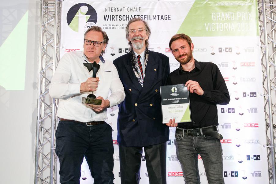 Bild 97 | 28. Internationale Wirtschaftsfilmtage - Verleihung des Grand Prix Victoria 2018