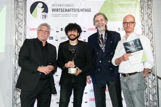 Bild 1 | 28. Internationale Wirtschaftsfilmtage - Verleihung des Grand Prix Victoria 2018