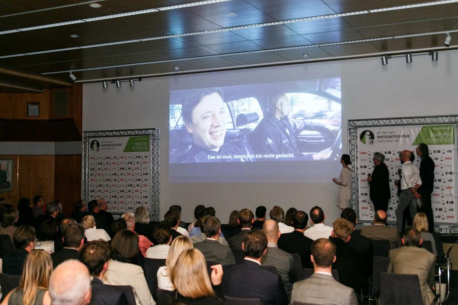 Bild 104 | 28. Internationale Wirtschaftsfilmtage - Verleihung des Grand Prix Victoria 2018