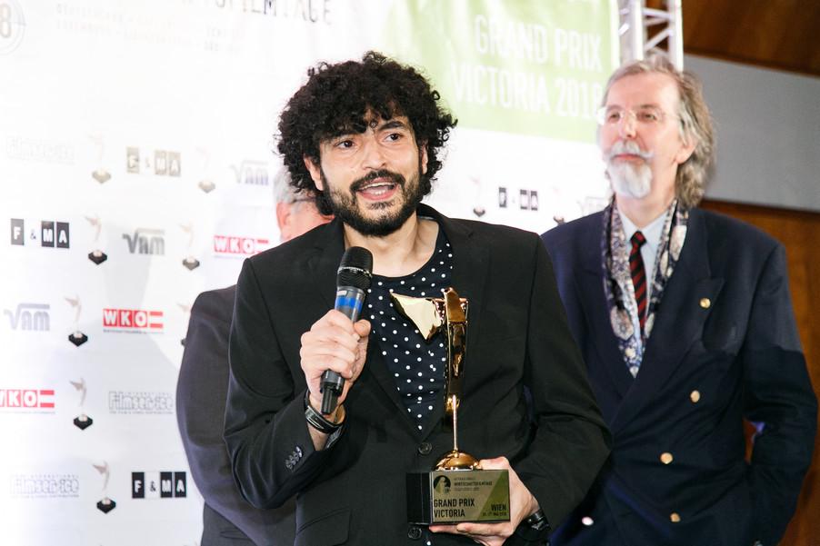 Bild 105 | 28. Internationale Wirtschaftsfilmtage - Verleihung des Grand Prix Victoria 2018