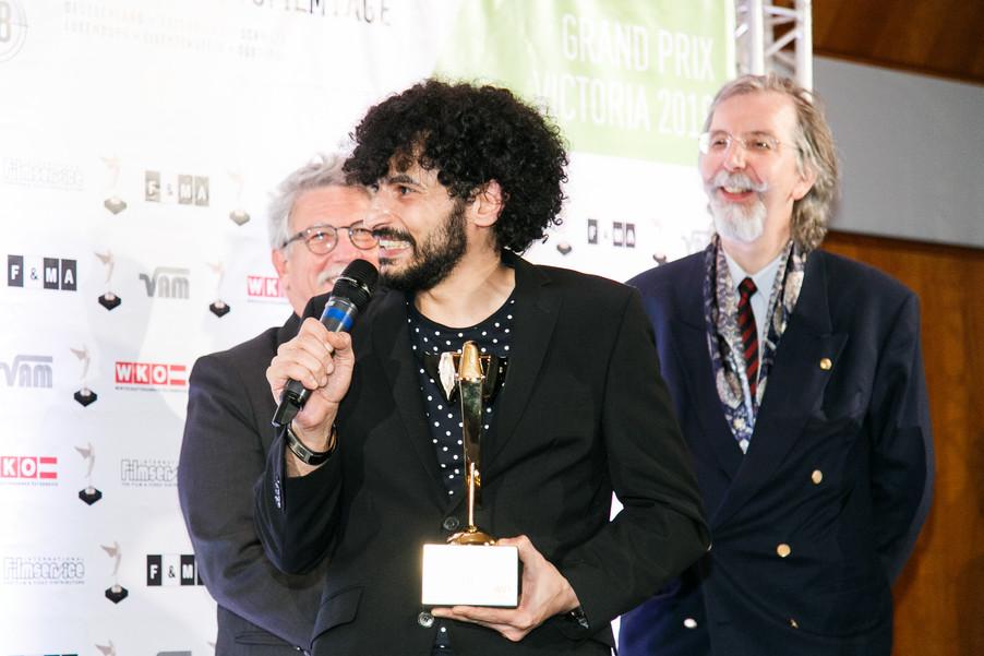 Bild 106 | 28. Internationale Wirtschaftsfilmtage - Verleihung des Grand Prix Victoria 2018