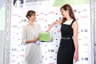 Bild 107 | 28. Internationale Wirtschaftsfilmtage - Verleihung des Grand Prix Victoria 2018