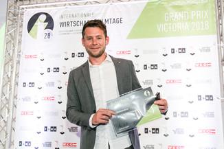 Bild 108 | 28. Internationale Wirtschaftsfilmtage - Verleihung des Grand Prix Victoria 2018