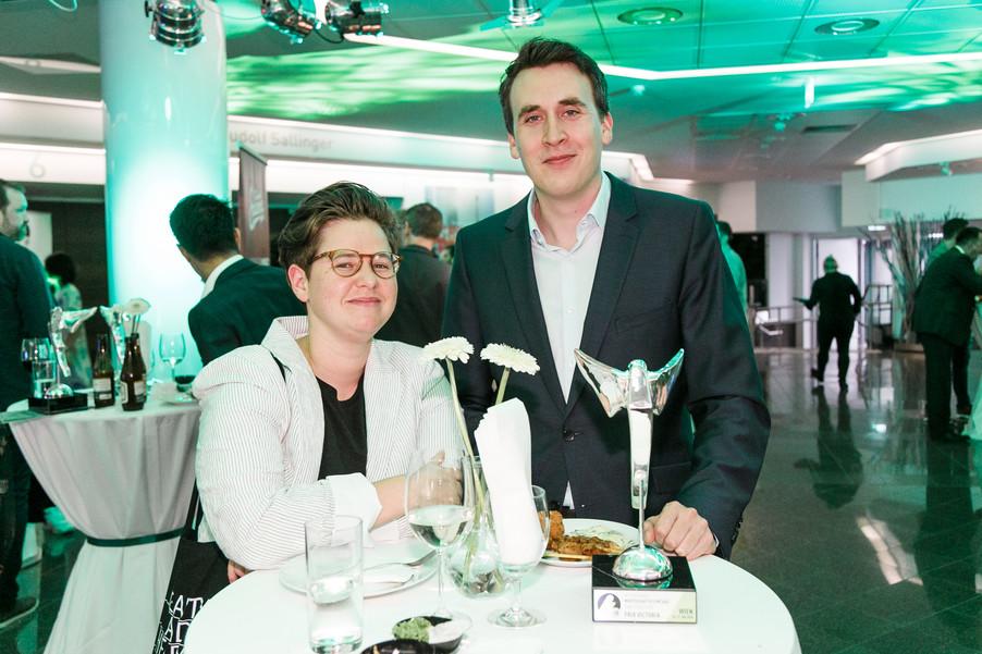 Bild 111 | 28. Internationale Wirtschaftsfilmtage - Verleihung des Grand Prix Victoria 2018