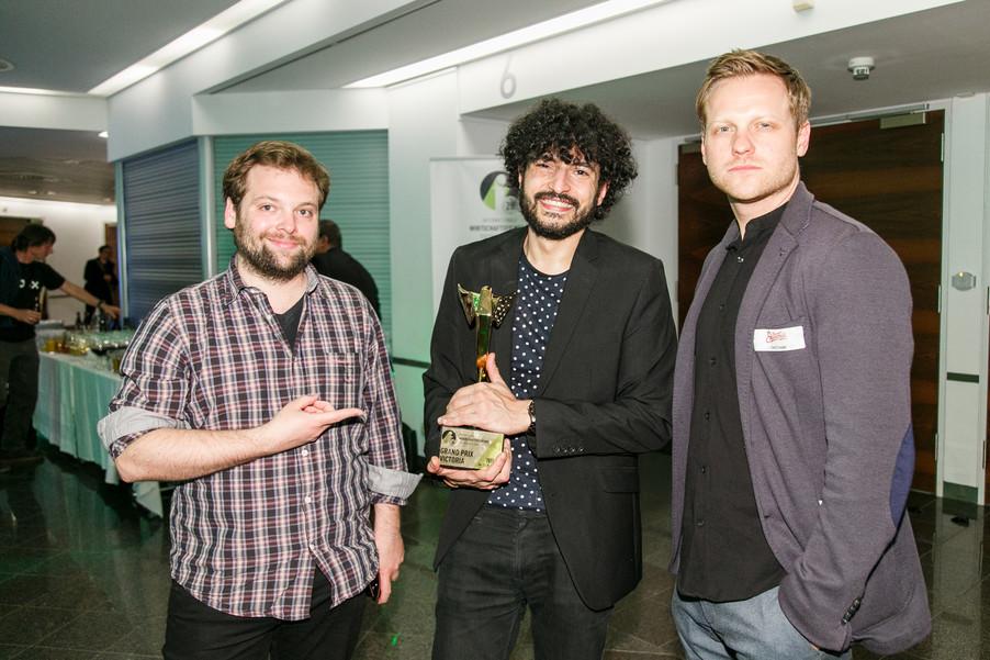 Bild 112 | 28. Internationale Wirtschaftsfilmtage - Verleihung des Grand Prix Victoria 2018