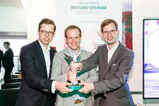 Bild 113 | 28. Internationale Wirtschaftsfilmtage - Verleihung des Grand Prix Victoria 2018