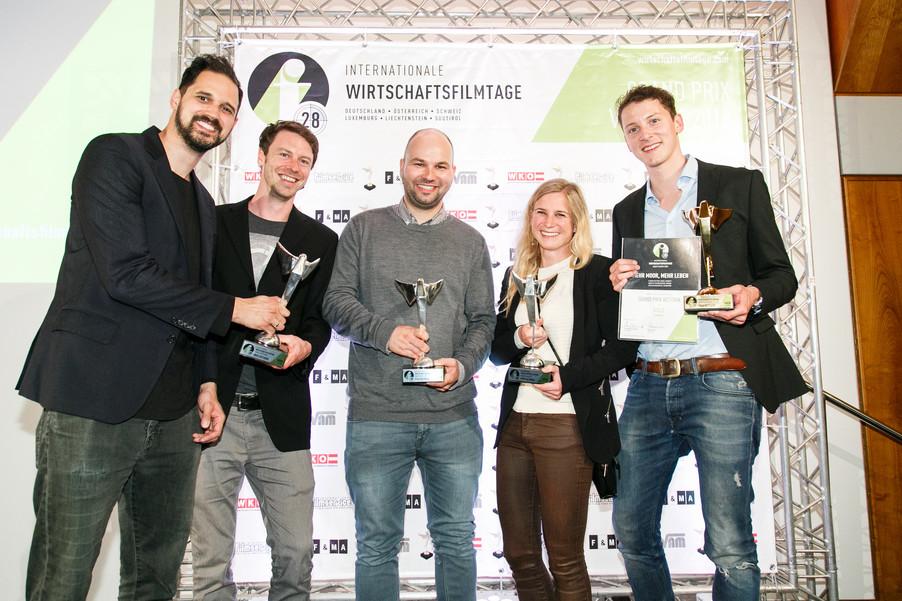 Bild 114 | 28. Internationale Wirtschaftsfilmtage - Verleihung des Grand Prix Victoria 2018
