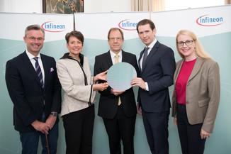 Bild 2 | Infineon investiert 1,6 Mrd. Euro in Villach