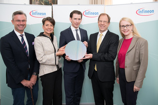 Bild 3 | Infineon investiert 1,6 Mrd. Euro in Villach