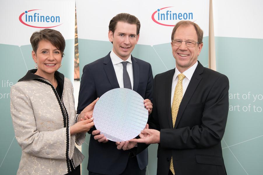 Bild 1 | Infineon investiert 1,6 Mrd. Euro in Villach