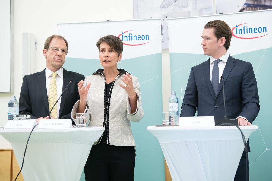 Bild 7 | Infineon investiert 1,6 Mrd. Euro in Villach