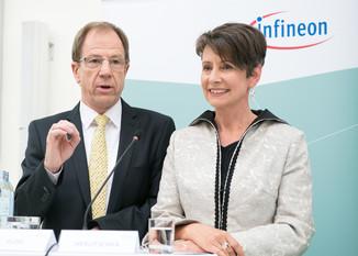Bild 8 | Infineon investiert 1,6 Mrd. Euro in Villach