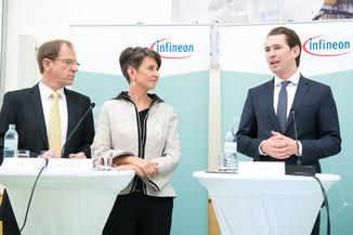 Bild 11 | Infineon investiert 1,6 Mrd. Euro in Villach