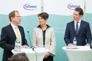 Bild 15 | Infineon investiert 1,6 Mrd. Euro in Villach