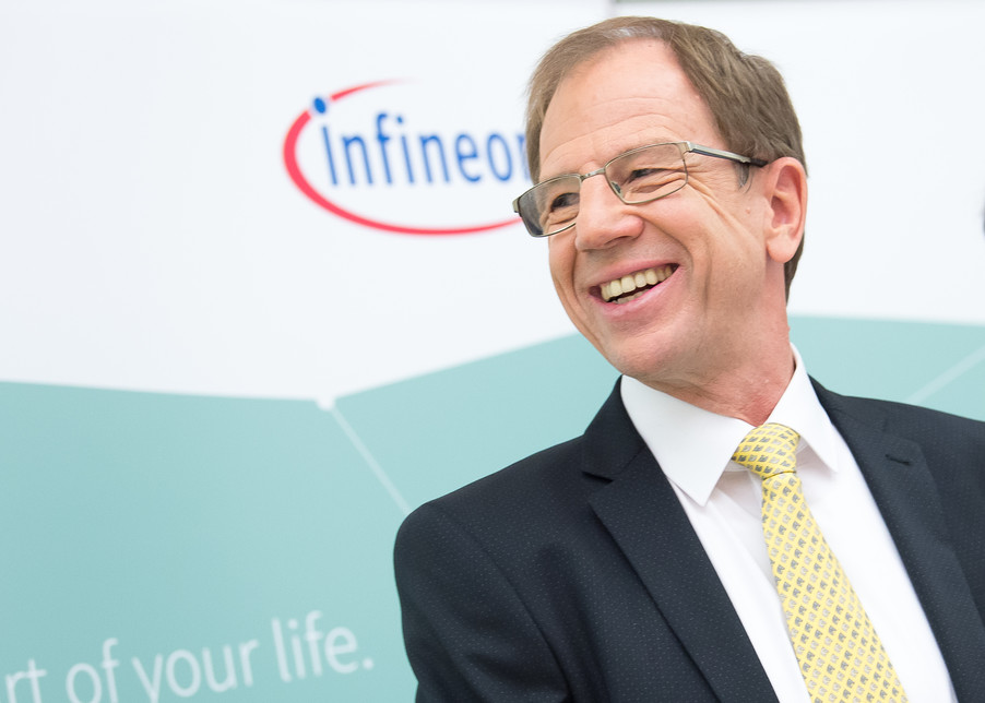 Bild 16 | Infineon investiert 1,6 Mrd. Euro in Villach