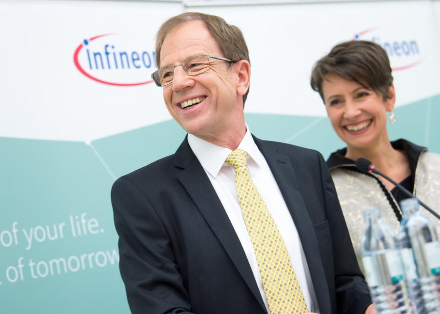 Bild 17 | Infineon investiert 1,6 Mrd. Euro in Villach