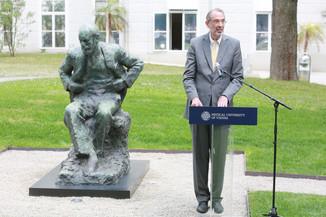 Bild 6 | Im Memory of Sigmund Freud - Enthüllung des Sigmund Freud Denkmals am MedUni Campus AKH