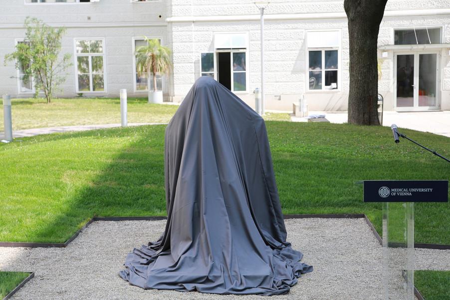 Bild 10 | Im Memory of Sigmund Freud - Enthüllung des Sigmund Freud Denkmals am MedUni Campus AKH