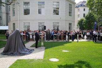 Bild 16 | Im Memory of Sigmund Freud - Enthüllung des Sigmund Freud Denkmals am MedUni Campus AKH