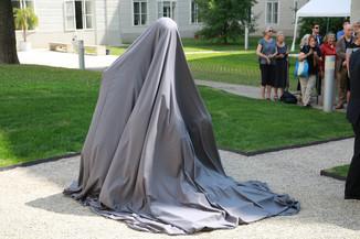 Bild 20 | Im Memory of Sigmund Freud - Enthüllung des Sigmund Freud Denkmals am MedUni Campus AKH