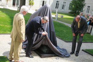 Bild 21 | Im Memory of Sigmund Freud - Enthüllung des Sigmund Freud Denkmals am MedUni Campus AKH