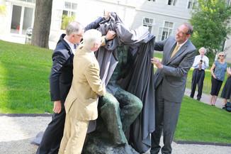 Bild 27 | Im Memory of Sigmund Freud - Enthüllung des Sigmund Freud Denkmals am MedUni Campus AKH