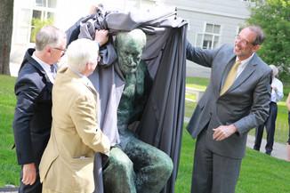 Bild 29 | Im Memory of Sigmund Freud - Enthüllung des Sigmund Freud Denkmals am MedUni Campus AKH