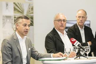 Bild 6   Althan Quartier – Pressekonferenz zur Präsentation des Siegerprojektes