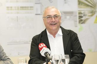 Bild 8   Althan Quartier – Pressekonferenz zur Präsentation des Siegerprojektes