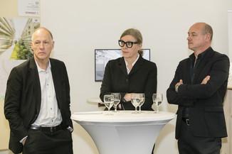 Bild 9   Althan Quartier – Pressekonferenz zur Präsentation des Siegerprojektes