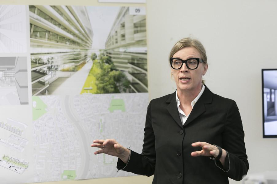 Bild 14   Althan Quartier – Pressekonferenz zur Präsentation des Siegerprojektes
