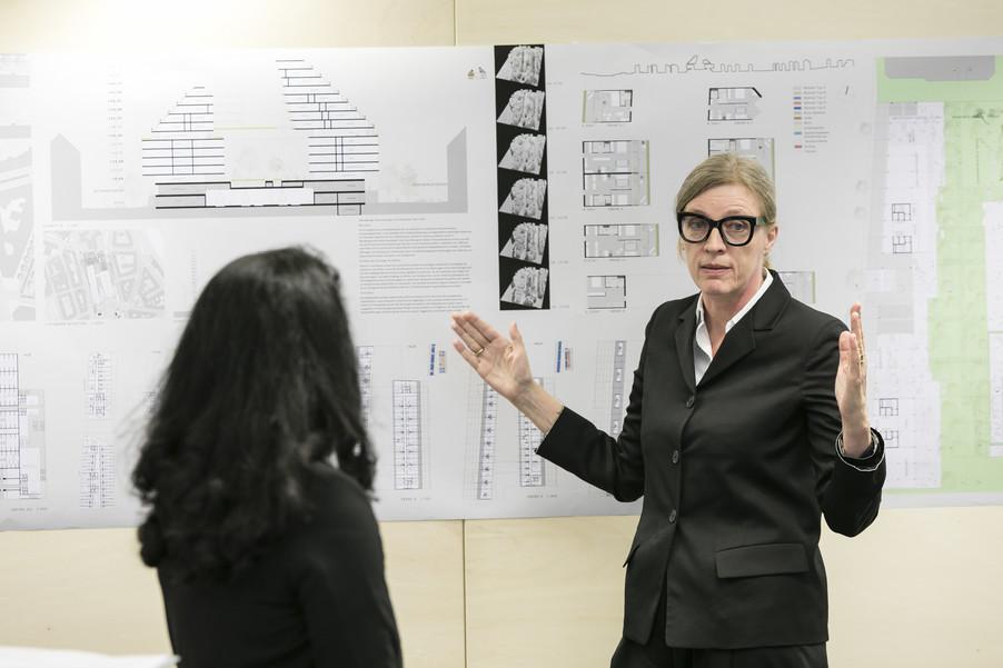 Bild 15   Althan Quartier – Pressekonferenz zur Präsentation des Siegerprojektes