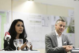 Bild 19   Althan Quartier – Pressekonferenz zur Präsentation des Siegerprojektes