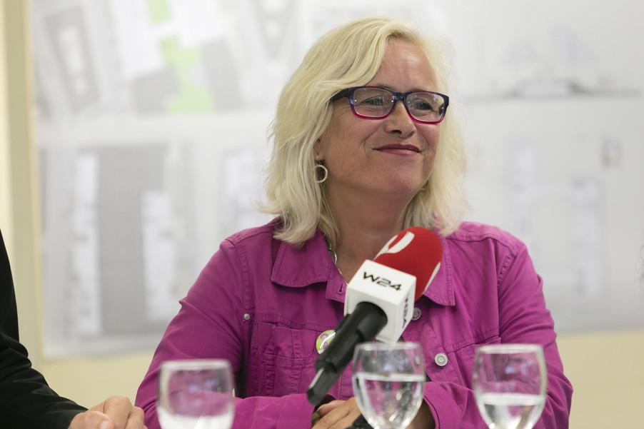 Bild 20   Althan Quartier – Pressekonferenz zur Präsentation des Siegerprojektes
